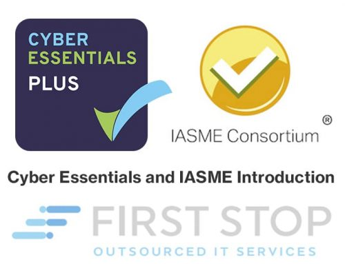 Introducing Cyber Essentials and IASME
