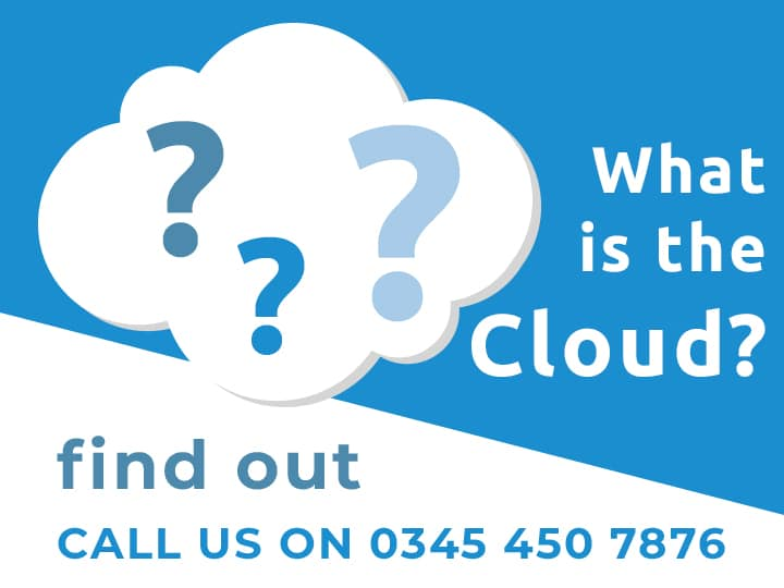 What is the Cloud?