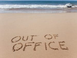 Out of Office Emails
