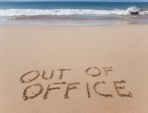 Out of Office emails could leave you vulnerable