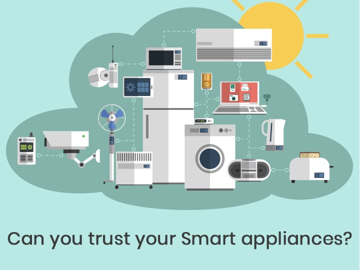 Can you trust your Smart appliances?