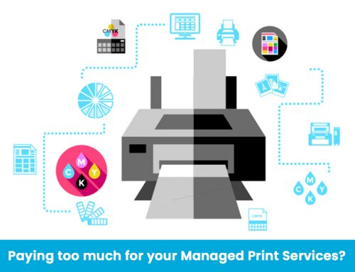 Are you paying too much for your Managed Print Services?