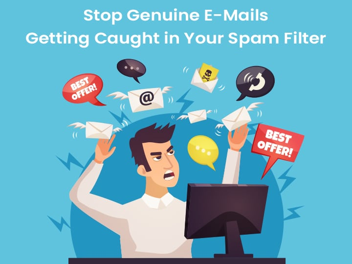 How to stop your important emails ending up n Spam