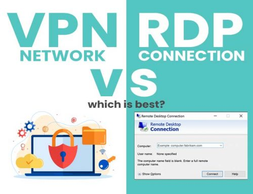 For Secure Remote Access Choose VPN or RDP?