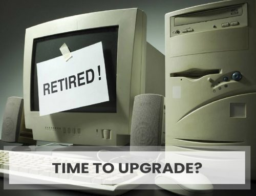 Upgrade Your Old Computers