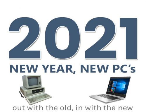 New Year, New PC